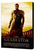Gladiator - 27 x 40 Movie Poster - Style A - Museum Wrapped Canvas