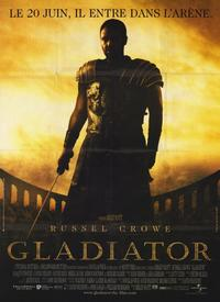 Gladiator - 11 x 17 Movie Poster - French Style A