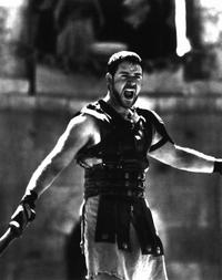 Gladiator - 8 x 10 B&W Photo #1