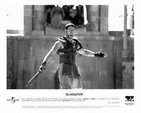 Gladiator - 8 x 10 B&W Photo #2