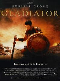 Gladiator - 11 x 17 Movie Poster - French Style B
