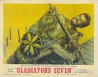 Gladiators 7 - 11 x 14 Movie Poster - Style B