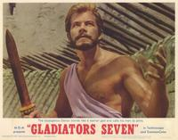 Gladiators 7 - 11 x 14 Movie Poster - Style G