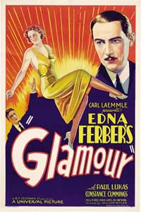 Glamour - 11 x 17 Movie Poster - Style A
