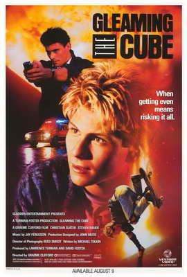 Gleaming the Cube - 27 x 40 Movie Poster - Style B