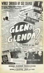 Glen or Glenda? - 11 x 17 Movie Poster - Style C