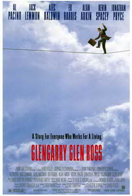 Glengarry Glen Ross - 27 x 40 Movie Poster - Style A