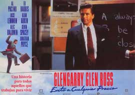 Glengarry Glen Ross - 11 x 14 Poster Spanish Style B