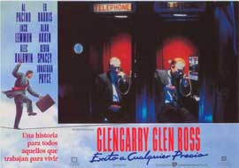 Glengarry Glen Ross - 11 x 14 Poster Spanish Style C