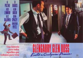 Glengarry Glen Ross - 11 x 14 Poster Spanish Style D