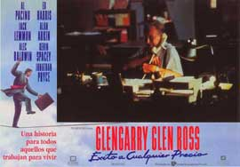 Glengarry Glen Ross - 11 x 14 Poster Spanish Style E