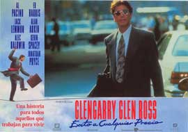 Glengarry Glen Ross - 11 x 14 Poster Spanish Style J