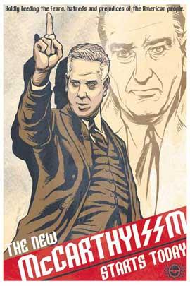 Glenn Beck - 24 x 36 Poster - The New McCarthyissm Starts Today