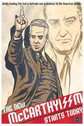 Glenn Beck - 11 x 17 Poster - The New McCarthyissm Starts Today11 x 17 Poster - The New McCarthyissm Starts Today