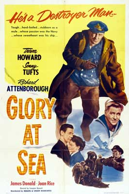 Glory at Sea - 11 x 17 Movie Poster - UK Style A