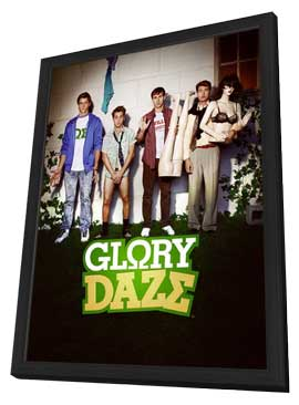 Glory Daze (TV) - 11 x 17 TV Poster - Style A - in Deluxe Wood Frame