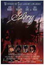 Glory - 27 x 40 Movie Poster - Style B