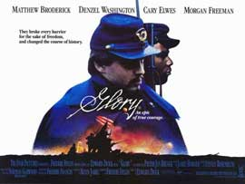 Glory - 11 x 17 Movie Poster - UK Style B