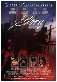 Glory - 43 x 62 Movie Poster - Bus Shelter Style A