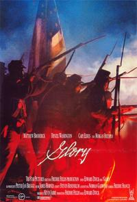 Glory - 11 x 17 Movie Poster - German Style A