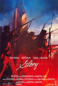 Glory - 27 x 40 Movie Poster - German Style A