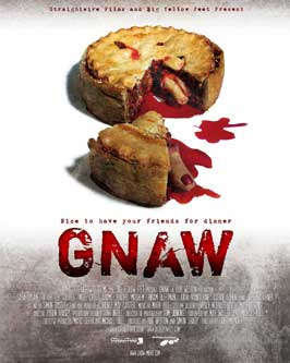 Gnaw - 11 x 17 Movie Poster - UK Style A