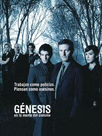 Génesis, en la mente del asesino (TV) - 11 x 17 TV Poster - Spanish Style A