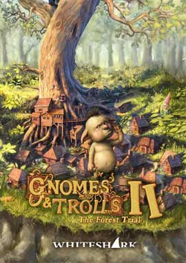 Gnomes and Trolls: The Forest Trial - 27 x 40 Movie Poster - Style A