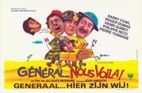 Général... nous voilà! - 11 x 17 Movie Poster - Belgian Style A