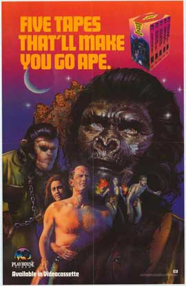 Go Ape (Planet of the Apes) - 27 x 40 Movie Poster - Style A