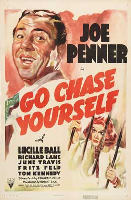 Go Chase Yourself - 11 x 17 Movie Poster - Style A