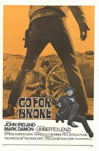 Go For Broke - 11 x 17 Movie Poster - Style A