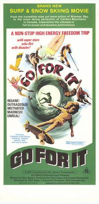 Go For It - 11 x 17 Movie Poster - Style A