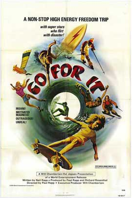 Go For It - 27 x 40 Movie Poster - Style B
