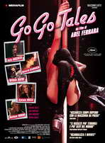 Go Go Tales - 27 x 40 Movie Poster - Style A