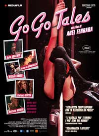 Go Go Tales - 43 x 62 Movie Poster - Bus Shelter Style A