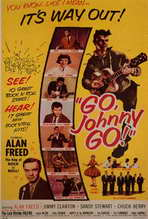 Go, Johnny, Go! - 27 x 40 Movie Poster - Style A