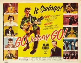 Go, Johnny, Go! - 11 x 14 Movie Poster - Style A