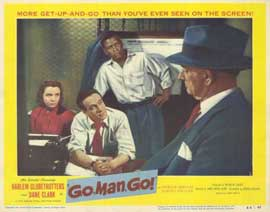 Go, Man, Go - 11 x 14 Movie Poster - Style B