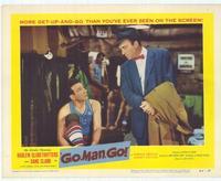 Go, Man, Go - 11 x 14 Movie Poster - Style C