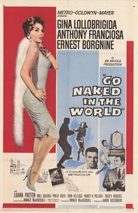 Go Naked in the World - 27 x 40 Movie Poster - Style A
