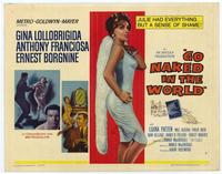 Go Naked in the World - 27 x 40 Movie Poster - Style B