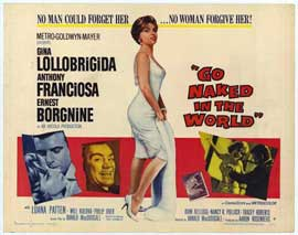 Go Naked in the World - 27 x 40 Movie Poster - Style C