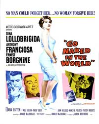 Go Naked in the World - 11 x 17 Movie Poster - Style B