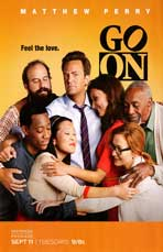 Go On (TV) - 11 x 17 TV Poster - Style A