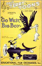 Go West, Big Boy - 11 x 17 Movie Poster - Style A