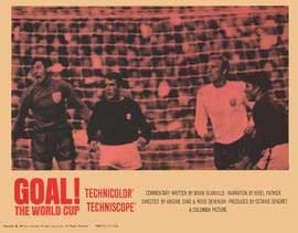 Goal! The World Cup - 11 x 14 Movie Poster - Style B