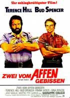 God Forgives - I Dont - 11 x 17 Movie Poster - German Style A