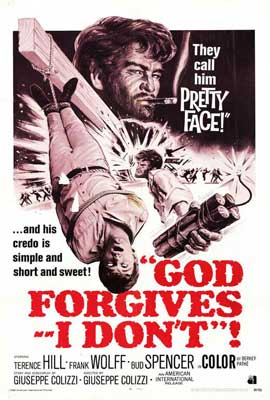 God Forgives - I Dont - 27 x 40 Movie Poster - Style B