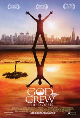 God Grew Tired of Us - 27 x 40 Movie Poster - Style A